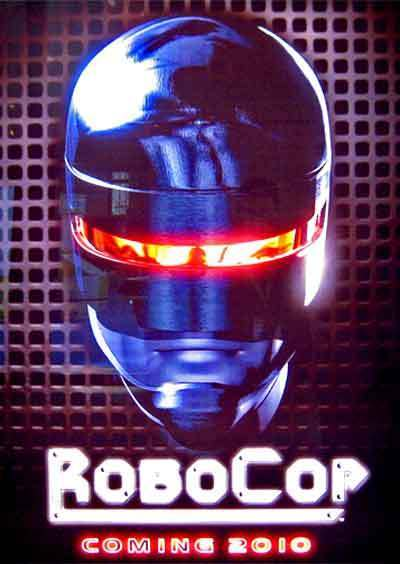Robocop 2010 poster from MGM