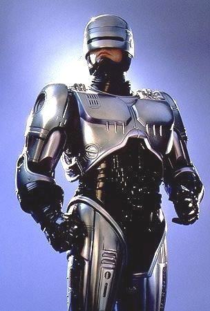 Robocop wallpaper containing a breastplate, an armor plate, and a fauld entitled Robocop