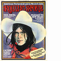 Rolling Stone Cover 1975 - neil-young photo
