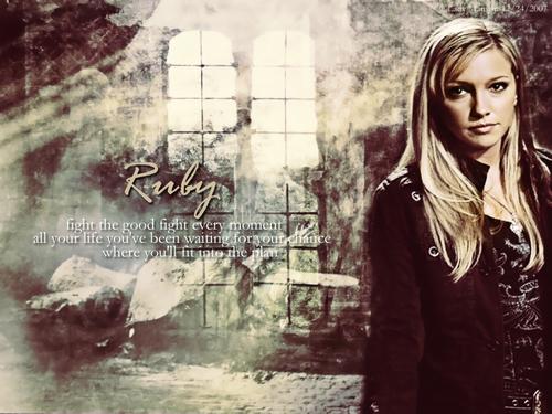 Ruby&Dean <3 <3