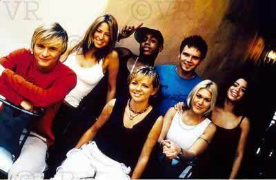 S Club 7 壁紙 probably with a portrait called S Club 7