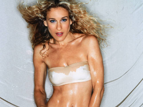 sarah jessica parker wallpaper possibly with skin titled SJP
