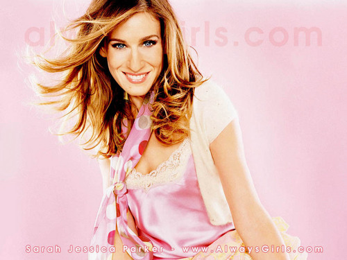 Sarah Jessica Parker wallpaper containing a portrait called SJP