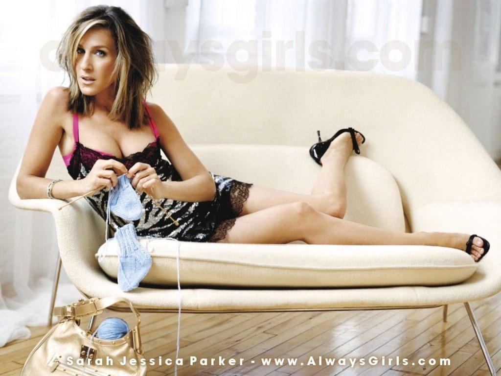 SJP Sarah Jessica Parker