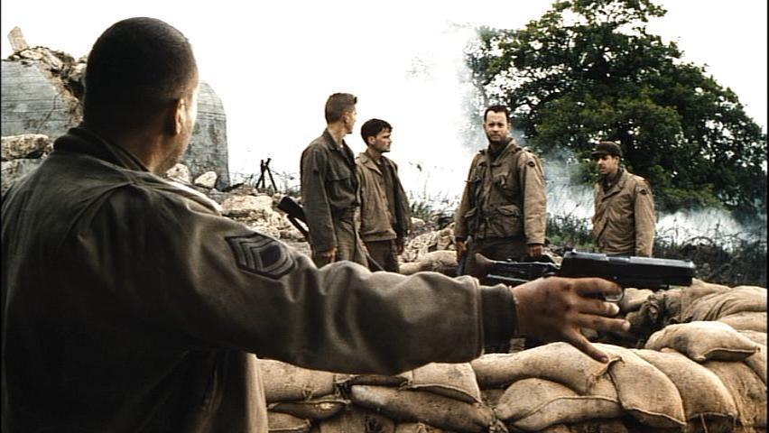 Essay On Saving Private Ryan
