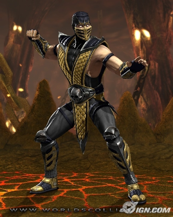 mortal kombat scorpion. mortal kombat scorpion.