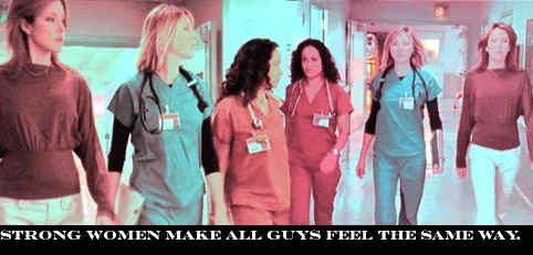 Scrubs Girls - scrubs Fan Art