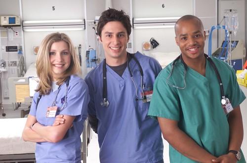 Scrubs Season 1 Promos