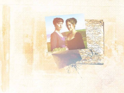 Jane Austen wallpaper titled Sense & Sensibility