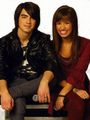 Shane Gray and Mitchie Torres - camp-rock photo