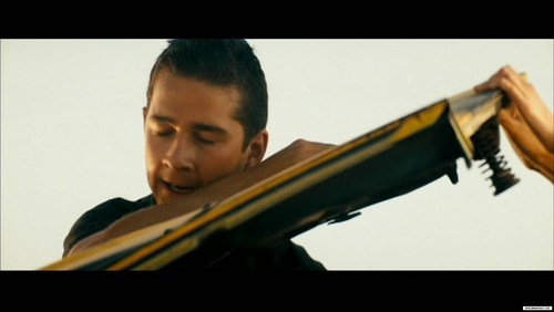 "Shia in ""Transformers"" - shia-labeouf Screencap"
