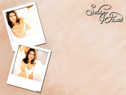 Stacy Warner/Sela Ward
