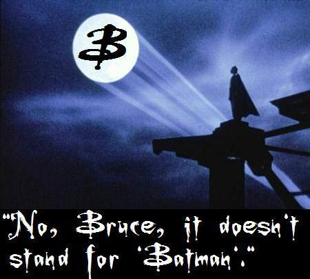 The Buffy Signal