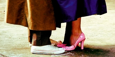The Doctor and Rose Header