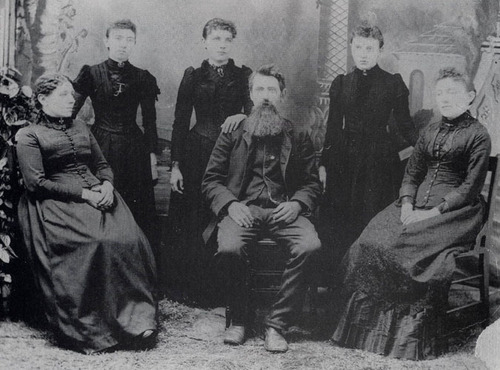 The Ingalls Family - laura-ingalls-wilder Photo