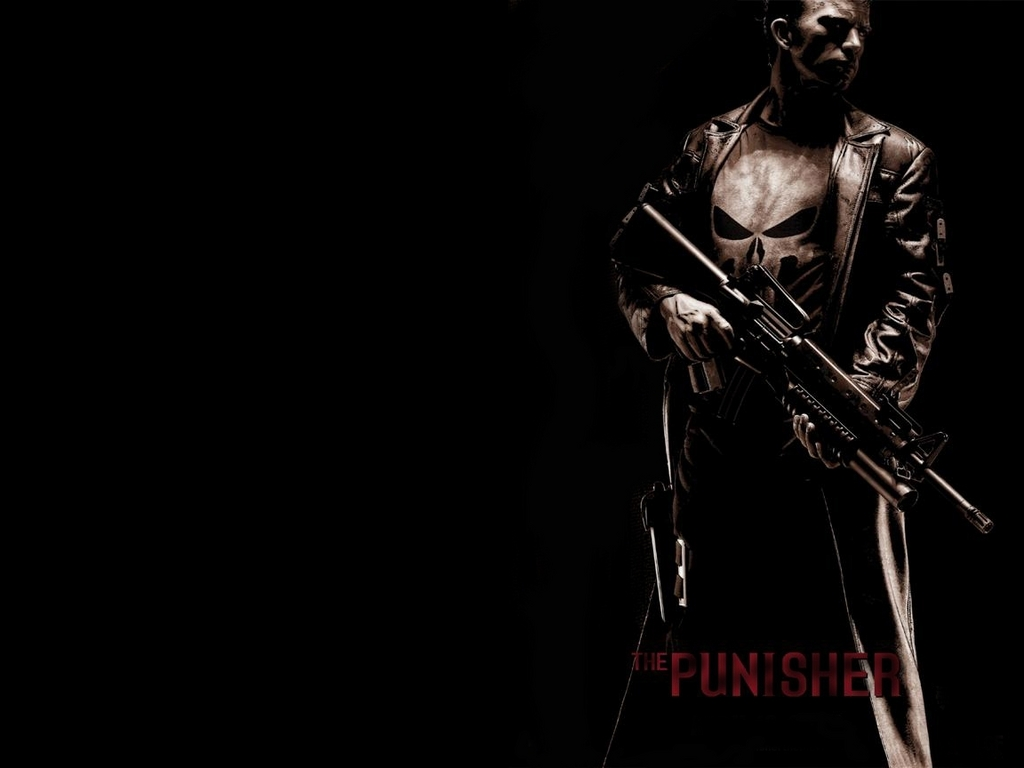 The Punisher - The Punisher Wallpaper (1641529) - Fanpop