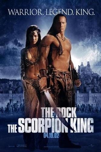 The escorpión King