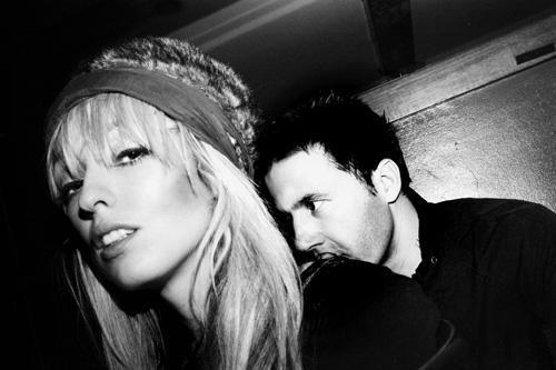 the ting tings वॉलपेपर possibly with a portrait entitled The Ting Tings