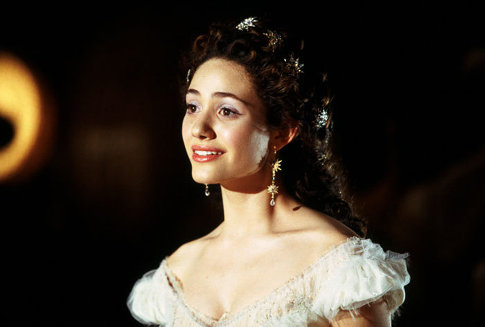 ALW's Phantom of the Opera movie images Think of me ... Emmy Rossum Wallpaper Christine