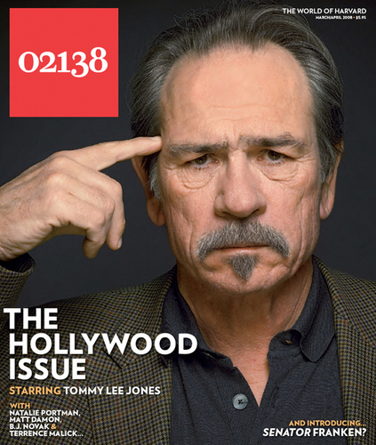 Tommy Lee Jones Cover