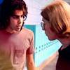 Dazed and Confused चित्र with a portrait entitled Tony & Mike