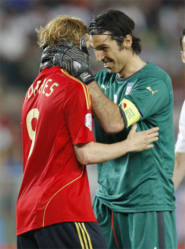 Torres vs Italy