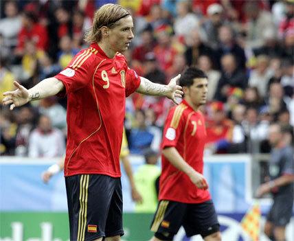 Torres vs Sweeden