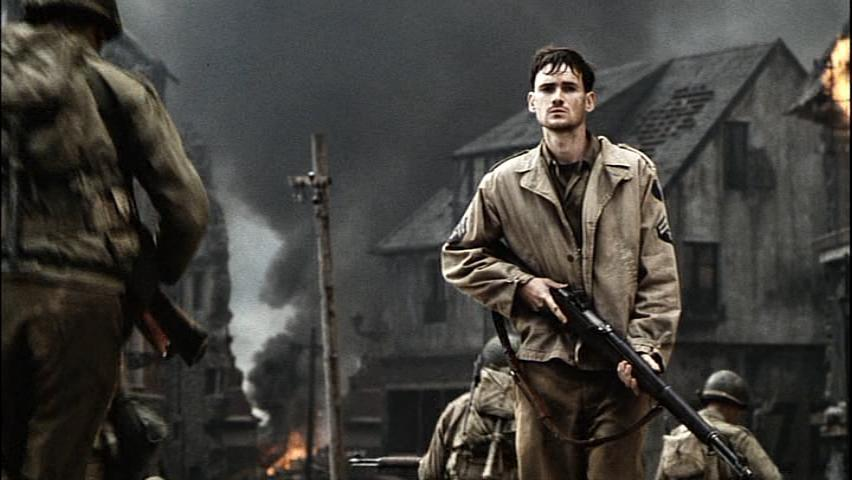 the character descriptions of john h miller and corporal upham in saving private ryan Corporal upham  private melish  private caparzo  24 captain john miller characters - saving private ryan: characters history through film mr clark captain.