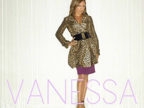 Vanessa Williams achtergrond possibly with an outerwear entitled Vanessa