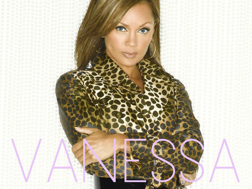 Vanessa Williams achtergrond probably containing a box jas called Vanessa