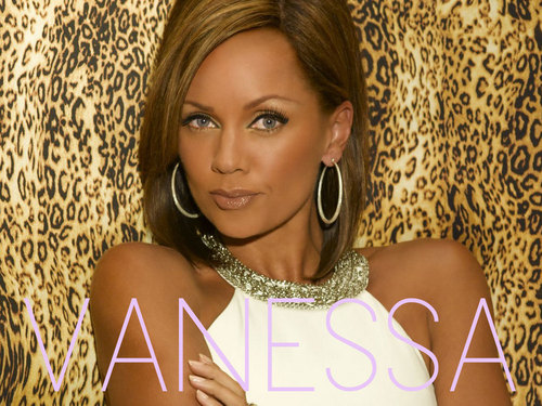 Vanessa Williams achtergrond probably containing a portrait titled Vanessa