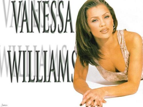 Vanessa Williams achtergrond containing a portrait, attractiveness, and skin titled Vanessa