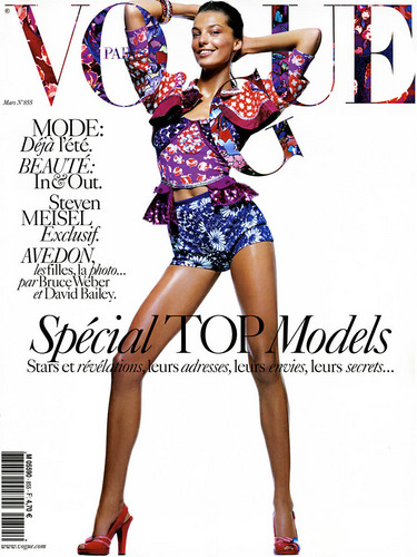 Vogue wallpaper possibly with a portrait called Vogue Covers