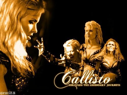 Xena & Callisto