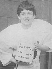 Young Patrick Dempsey