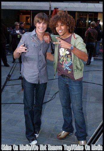 Zac & Corbin