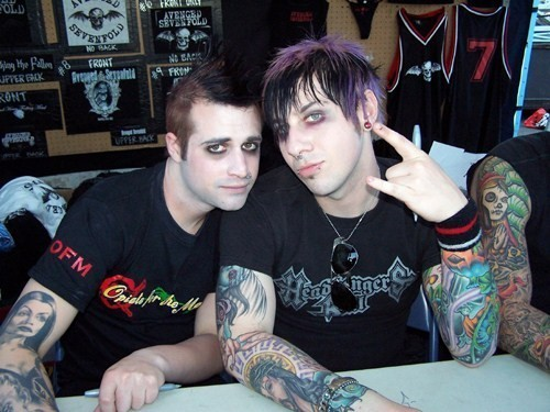 Zacky and Johnny