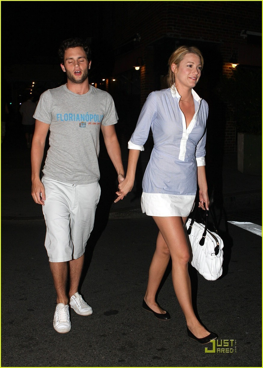 are blake lively and penn badgley still dating 2015