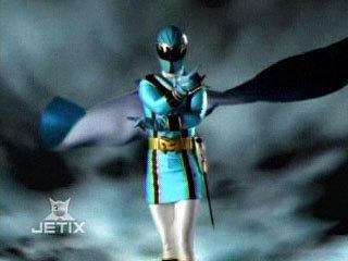 blue mistic ranger