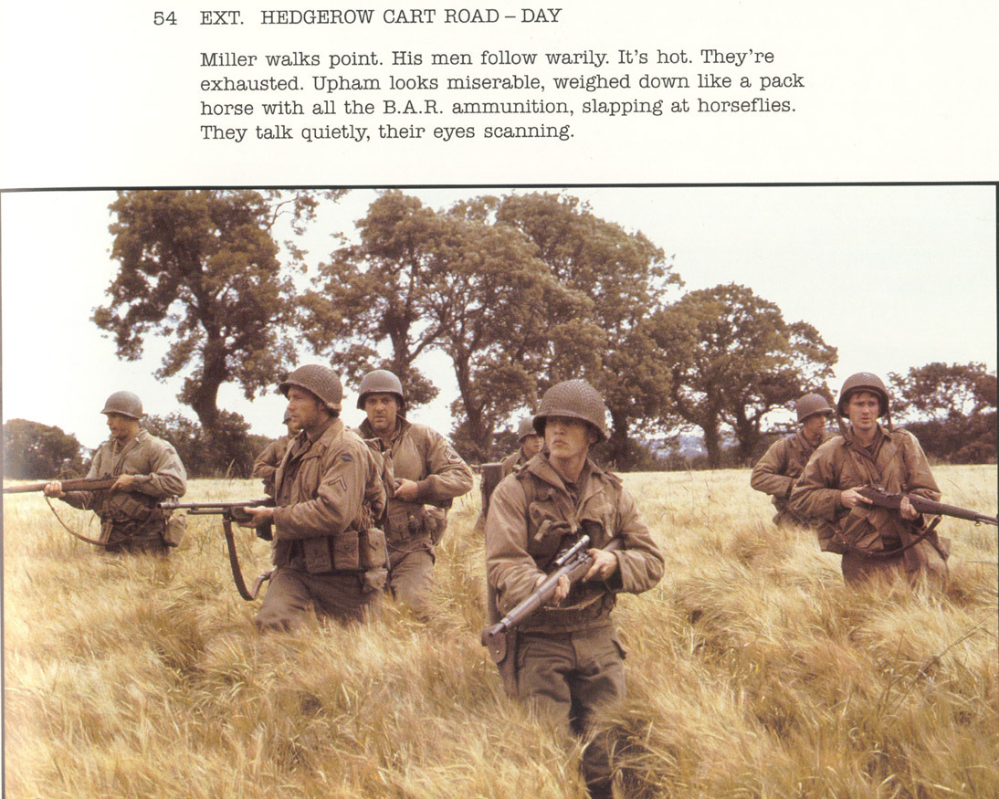 Saving Private Ryan Book