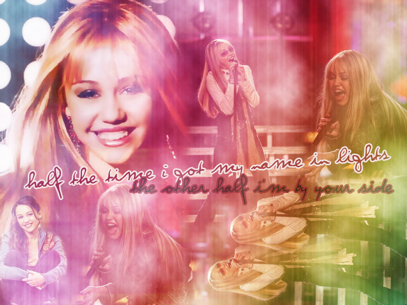 cool images hannah montana - photo #46