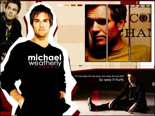 Michael Weatherly wallpaper possibly with a basketball player and anime entitled ncis