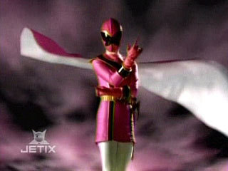 गुलाबी mistic ranger