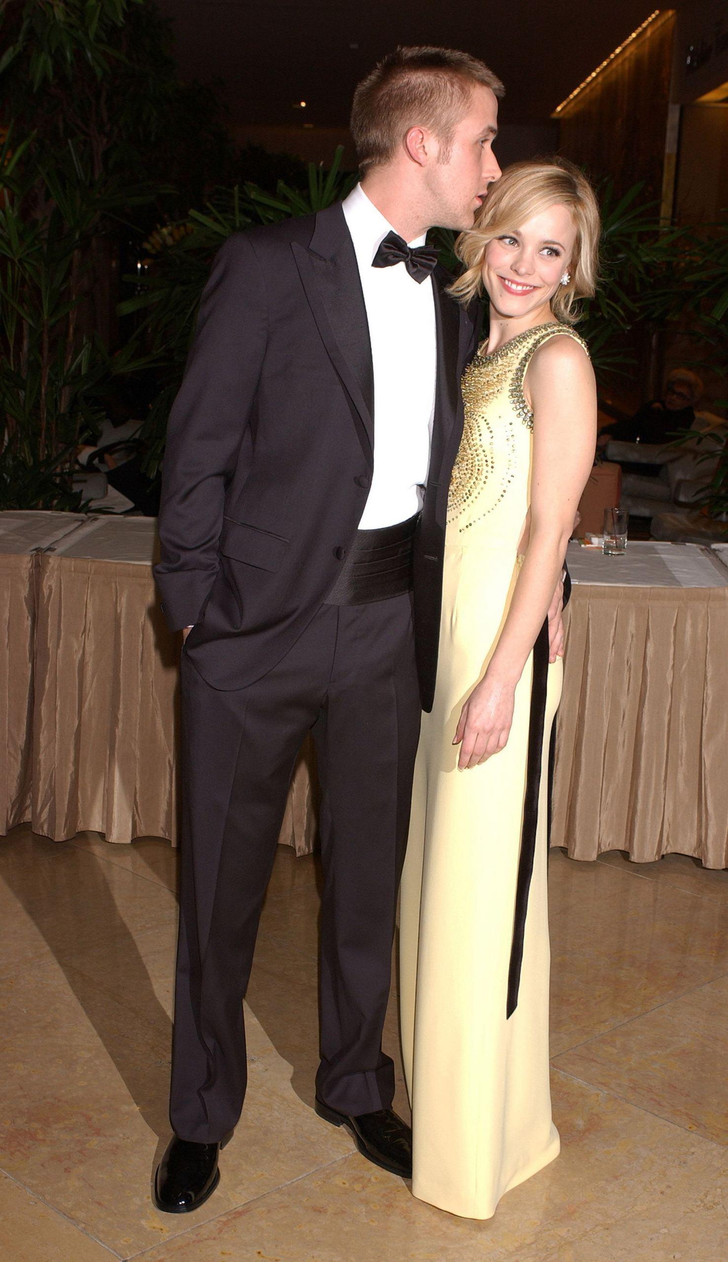 rachel mcadams & r... Rachel Mcadams Oscars