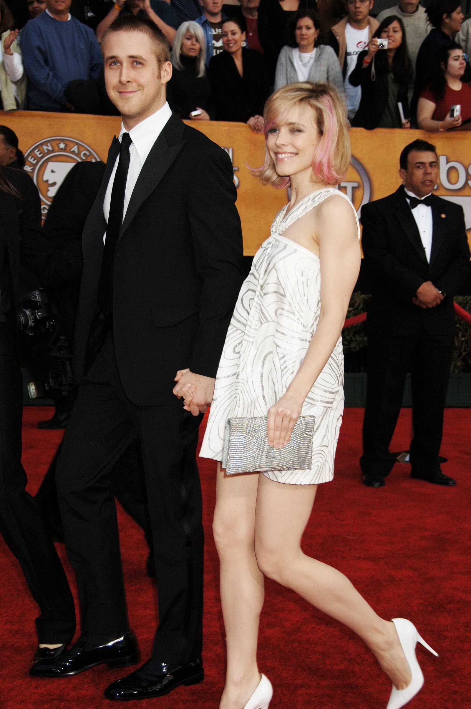 rachel mcadams & ryan gosling - Celebrity Couples Photo