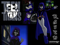 raven 3 - teen-titans fan art