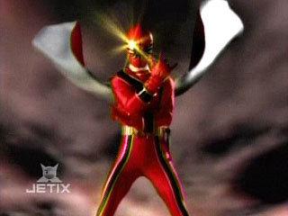 red mistic ranger