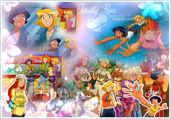 totally spies photo - photo #26