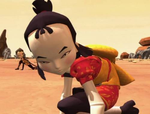 yumi &amp; ulrinch - code-lyoko Photo