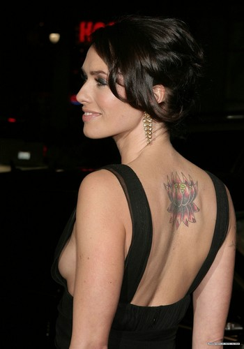 300 Los Angeles Premiere - lena-headey Photo